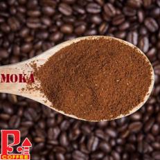 Cà phê rang xay Moka